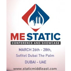RRC will participate in the 2019 ME STATIC conference and showcase